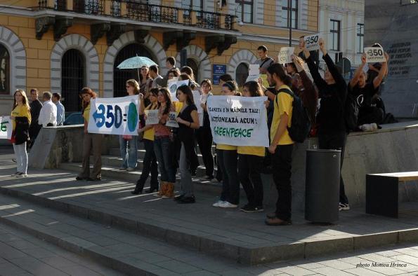 flashmob greenpeace I